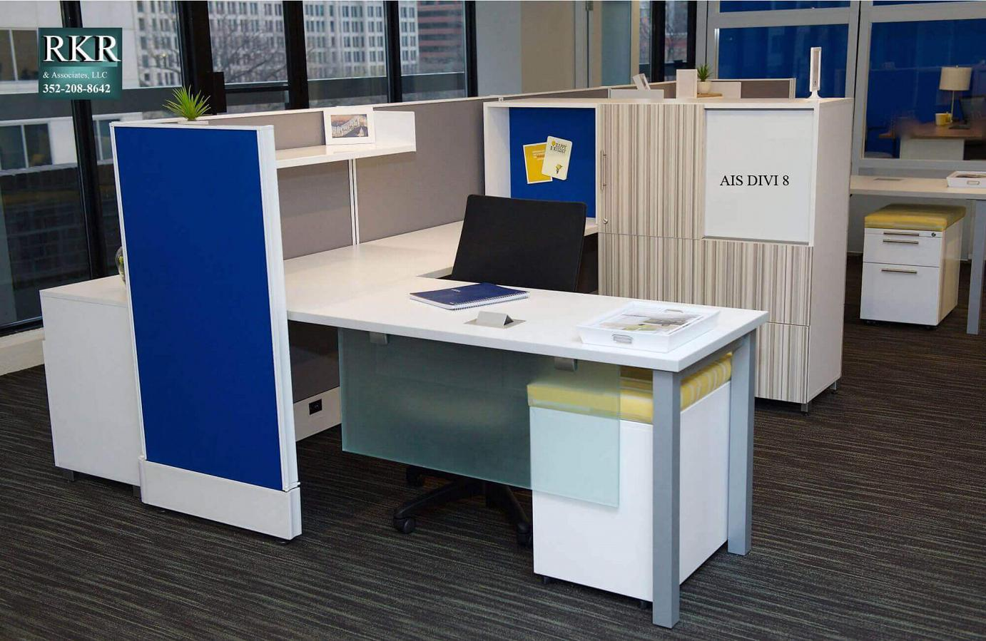 WORKSTATIONS CUBICLES RKR08