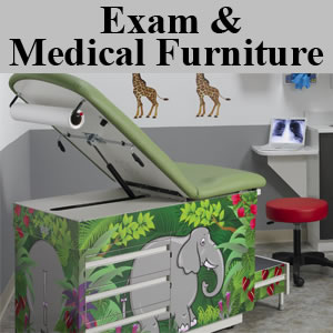 MEDICAL EXAM FURNITURE
