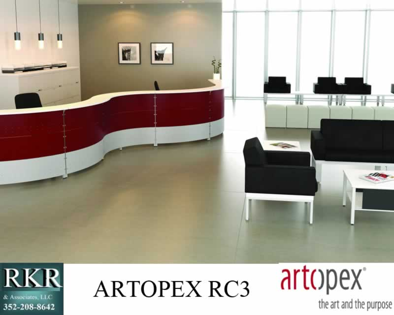 reception desk modern Ocala Fl