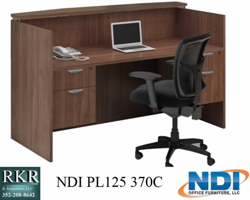 NDI PL123 RECEITION DESK