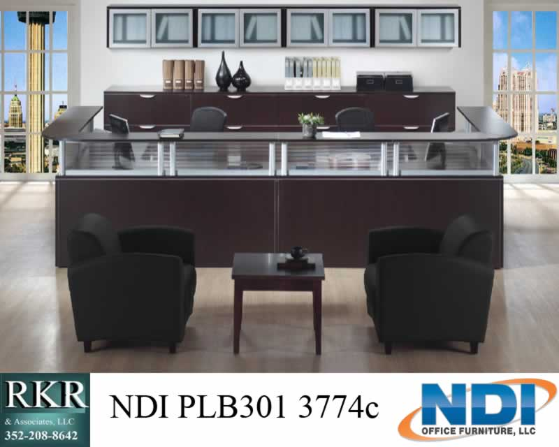 NDI Reception Desk Ocala Florida