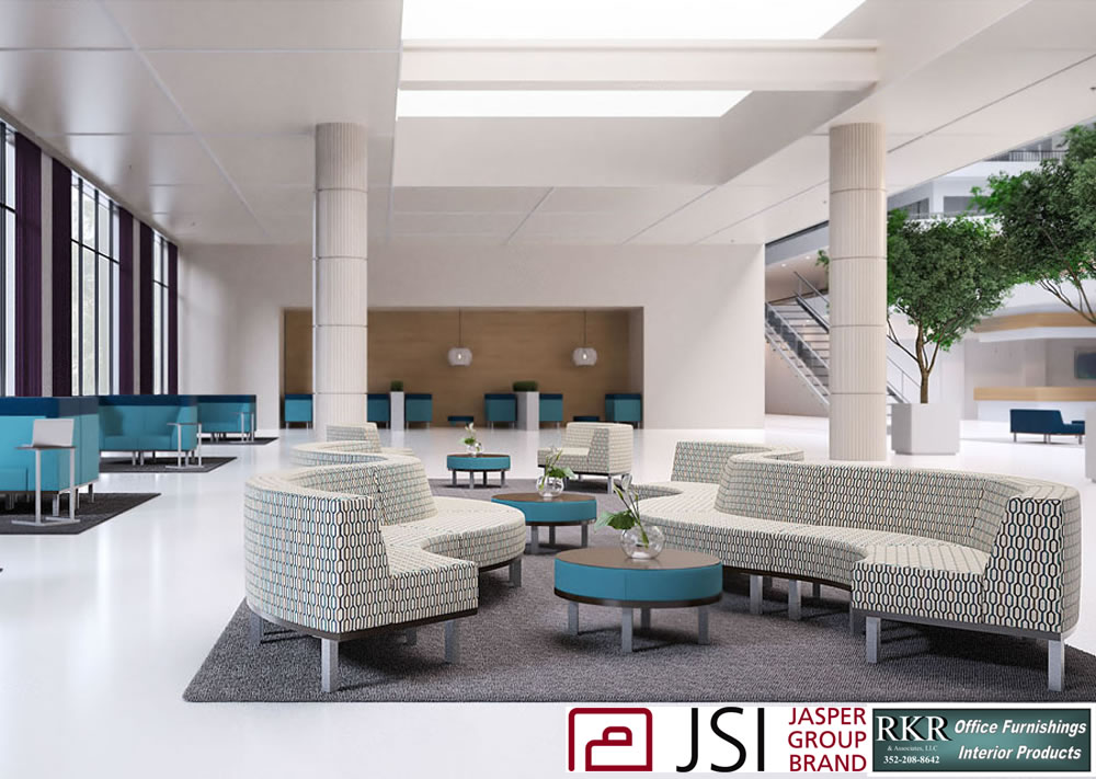 JSI Lobby Waiting Chairs Ocala Florida