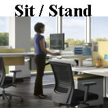 SIT STAND DESK OCALA FLORIDA