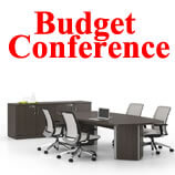BUDGET CONFERENCE TABLES