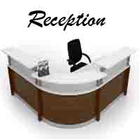 Reception Desks furniture RKR Ocala